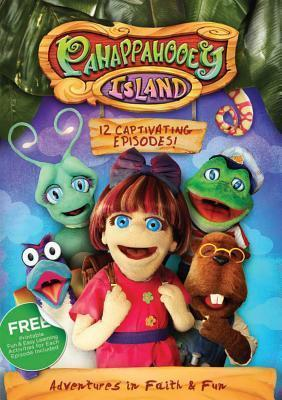 Pahappahooey Island Collection 6 DVD Set (12 Episodes)