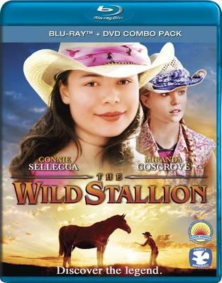 The Wild Stallion Blu Ray/DVD Combo Pack