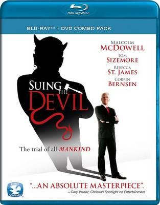 Suing the Devil Blu Ray/DVD Combo Pack