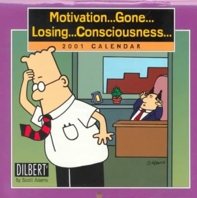 Motivation...Gone...Losing...Consciousness
