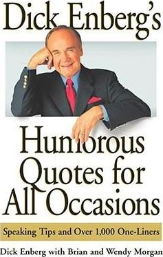 Dick Enberg's Humorous Quotes for All Occasions