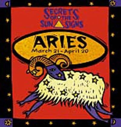 Aries: March 21 - April 20