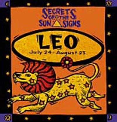 Leo: July 24 - August 23