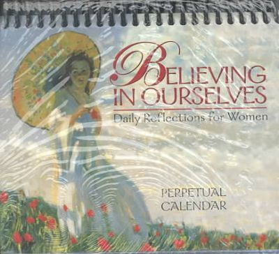 Believing in Ourselves Perpetual Calendar
