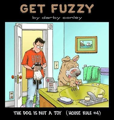 The Dog Is Not a Toy