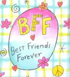 Bff-Best Friends Forever