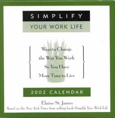 Simplify Your Work Life