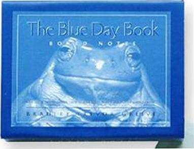 The Blue Day Book Boxed Notes
