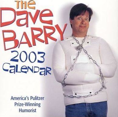The Dave Barry 2003 Block Calendar