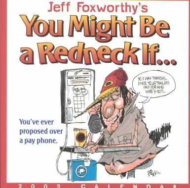 You Might Be a Redneck Jeff Foxworthy Dtd 2003