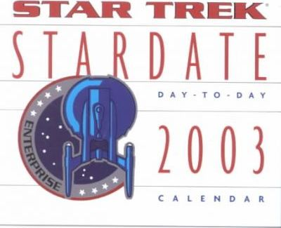 Star Trek Stardate Day-to-Day Calendar