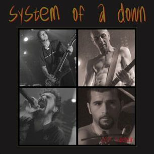 System of a Down 2004 Calendar