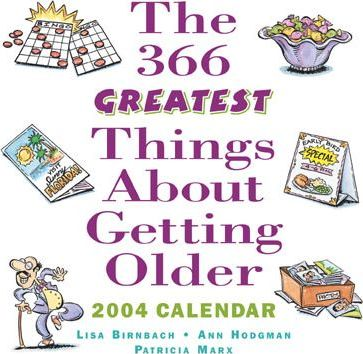 365 Great Things about Getting Older