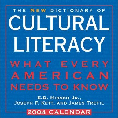 The New Dictionary of Cultural Living