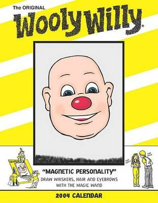 The Original Wooly Willy 2004 Calendar