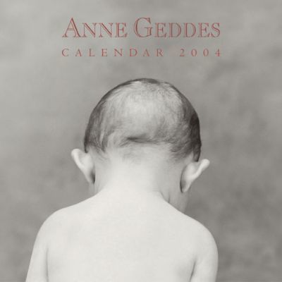 Anne Geddes 2004 Mini Calendar