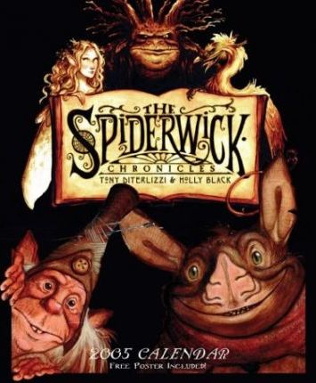 The Spiderwick Chronicles: Wall Calendar 2005