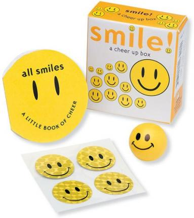 Smile! a Cheer Up Box