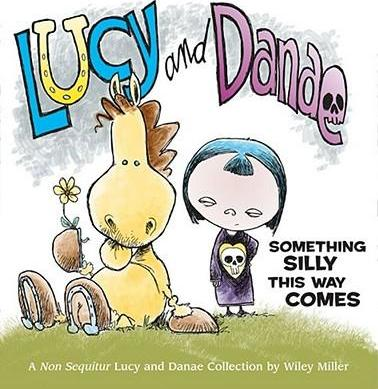 Lucy and Danae