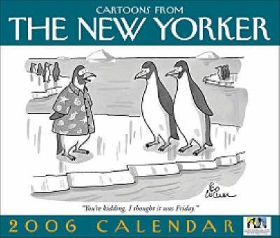 Cartoons from the 'New Yorker' 2006