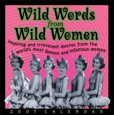 Wild Words from Wild Women