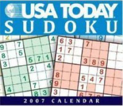 USA Today Sudoku