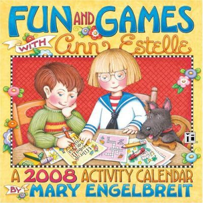 Fun and Games with Ann Estelle Activity Calendar