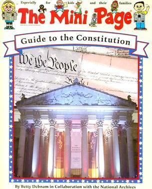 The Mini Page Guide to the Constitution