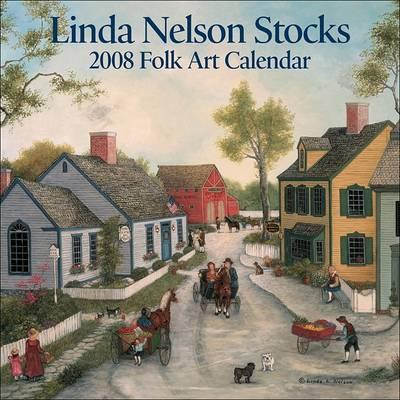 Linda Nelson Stocks Folk Art Calendar