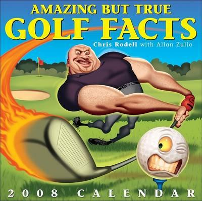 Amazing But True Golf Facts Calendar