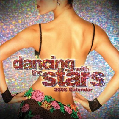 Dancing with the Stars 2008 Calendar