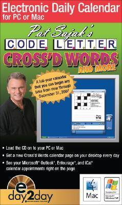 Pat Sajak's Code Letter Cross'd Words and More