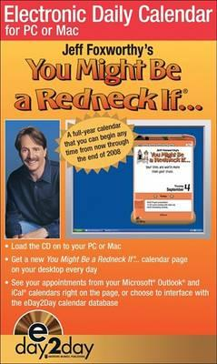 Jeff Foxworthy's You Might Be a Redneck If... Eday2day Calendar