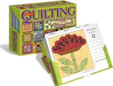 Quilting Block & Pattern-A-Day