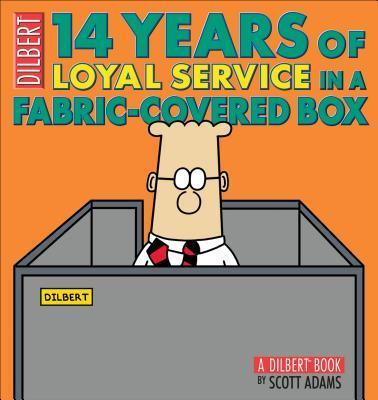 14 Years of Loyal Service in a Fabric-Covered Box