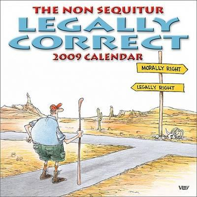 The Non Sequitur Legally Correct Calendar