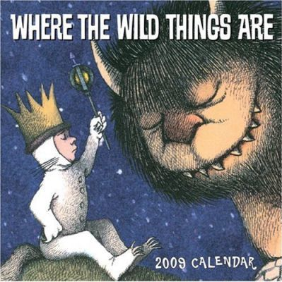 Where the Wild Things Are 2009 Calendar