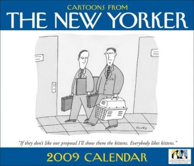 """Cartoons from the """"New Yorker"""""""