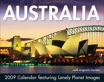 Australia Calendar Featuring Lonely Planet Images