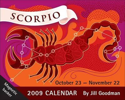 Scorpio Mini Day-To-Day Calendar