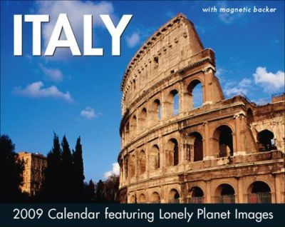 Italy Calendar Featuring Lonely Planet Images