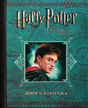 Harry Potter and the Half Blood Prince Calendar
