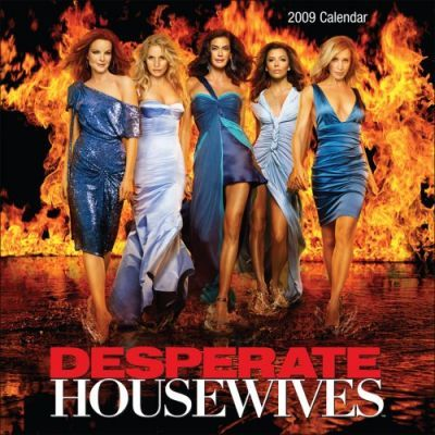 Desperate Housewives Calendar