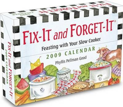 Fix-It and Forget-It Calendar