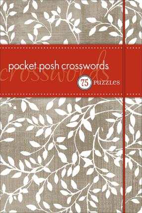 Pocket Posh Crosswords