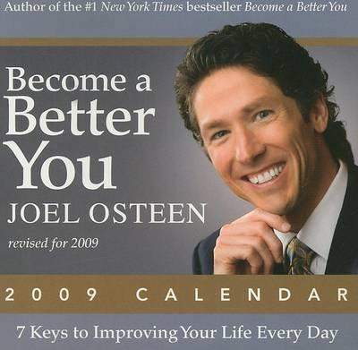Become a Better You Calendar
