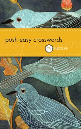 Posh Easy Crosswords