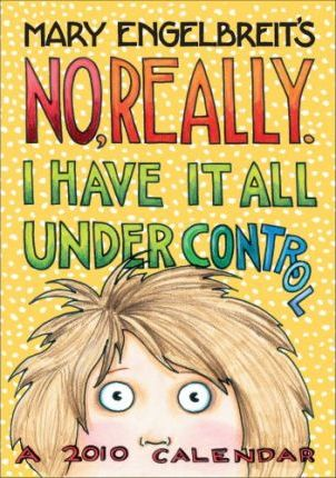 No Really, I Have it All Under Control 2010 Pocket Planner