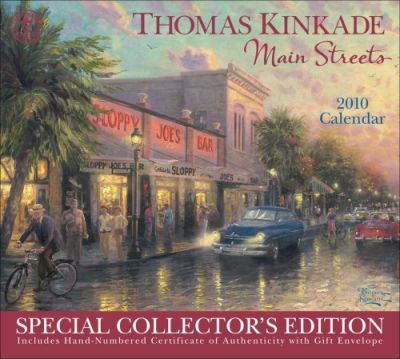 Kinkade Special Collector: Main Streets 2010 Super Deluxe