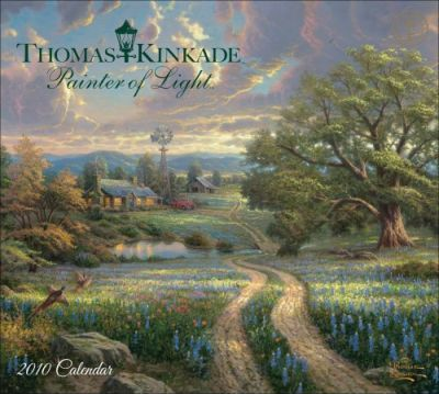 Kinkade Painter of Light 2010 Wall